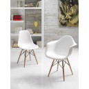 Lot de 4 Fauteuils design DS