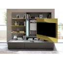 Composition TV SMART living OZZIO tout en un